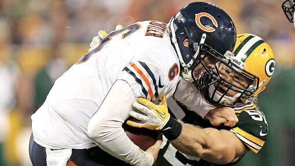 Bears vs Packers 2