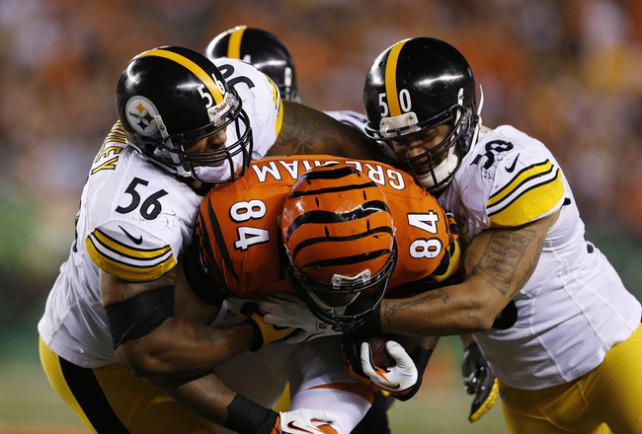 El 21 de octubre, como visitas en Cincinnati, los Steelers ganaron 24-17. Los Bengals van por la revancha y la clasificación a los playoffs.