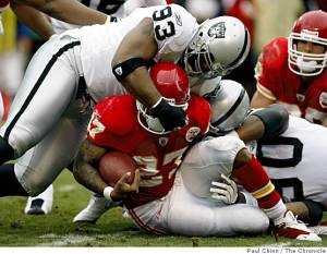 Chiefs vs Raiders