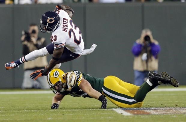 Bears y Packers protagonizarán este domingo un nuevo clásico y además podrían encontrarse en los playoffs.