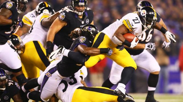 Los Steelers derrotaron a los Ravens el domingo y el duelo podría a volver a repetirse en los playoffs