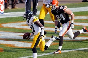 Steelers vs Browns