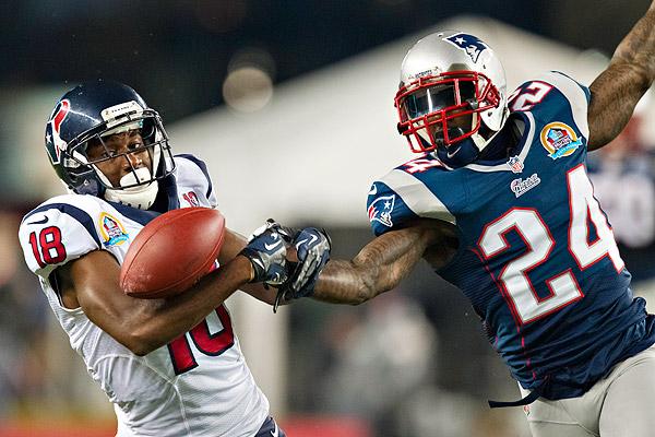 El 10 de diciembre los Patriots derrotaron 42-14 a los Texans en el mismo estadio donde se enfrentarán este domingo.