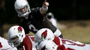 Los Cardinals son una nueva opción para que Carson Palmer borre las últimas malas temporadas, en los Browns y en los Raiders.