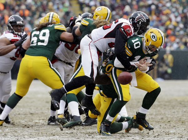 Packers vs Falcons 2