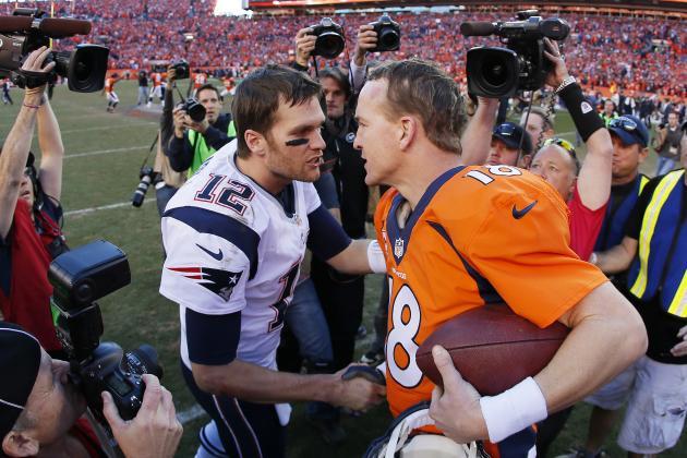 La ventaja de este duelo favorece 10-5 a Brady, pero en la final de la AFC de 2013, el triunfo fue para Manning.