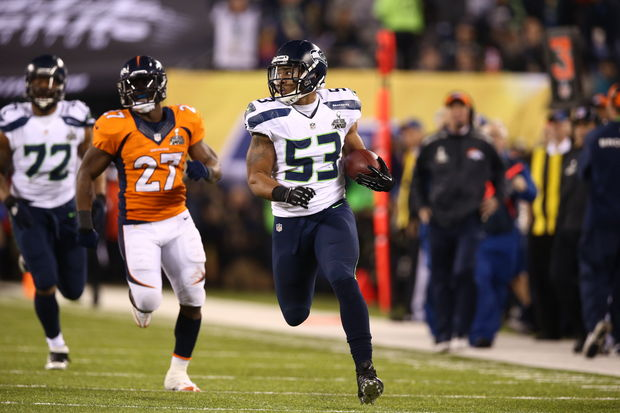 Seahawks Broncos Super Bowl 2