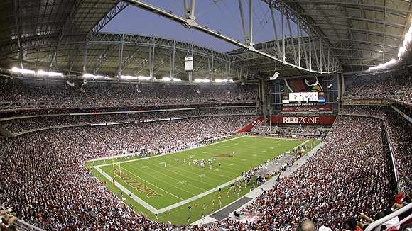 En este estadio se jugará el próximo Super Bowl.