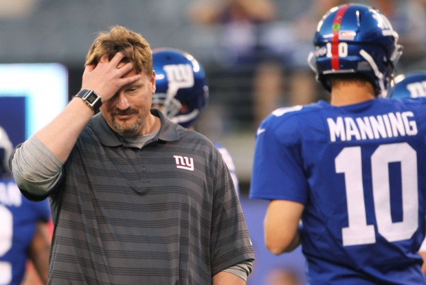 Ben McAdoo saltó de ser coordinador ofensivo de los Giants a controlar toda la parte técnica del equipo.