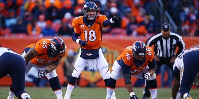 Peyton Manning podría jugar en el Super Bowl 50 el último partido de su legendaria carrera.