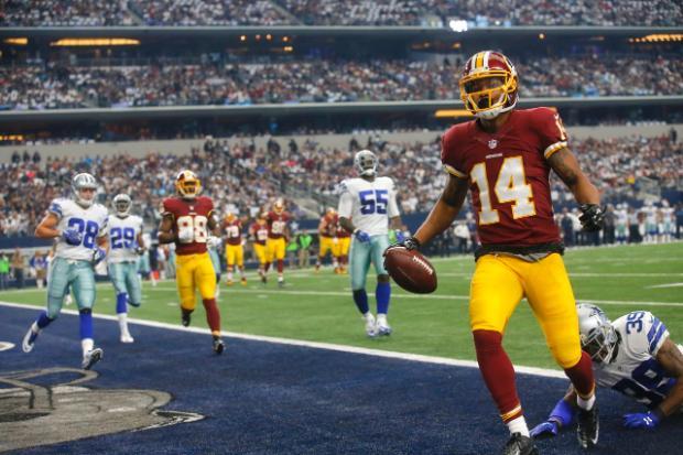 Los Redskins cerraron la temporada 2015 con una victoria en Dallas, completando una racha de cuatro triunfos en línea.