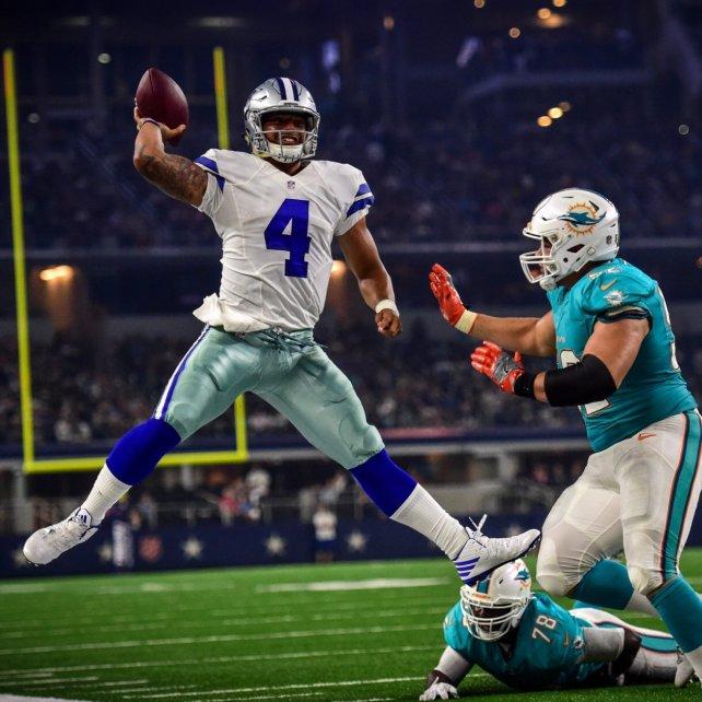 Prescott asumirá los controles de los Cowboys luego de una nueva lesión de Tony Romo.