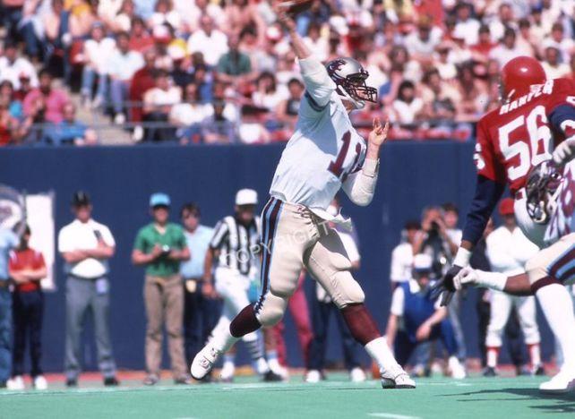 Los Michigan Panthers, que jugaban en el mismo estadio que los Detroit Lions, fueron los primeros campeones de la USFL.